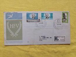 Cover Stamps Pretoria - South Africa (1961-...)