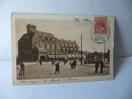 SCHEVENINGEN SCHEVENING  HAAG  LA YAYE DE BURCHT EN FRIANON PAYS BAS HOLLANDE NOORD HOLLAND CPA 1921 - Den Haag ('s-Gravenhage)