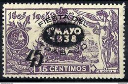 ESPAÑA **761 Nuevo Sin Charnela. Cat.6,20 € - 1931-50 Neufs