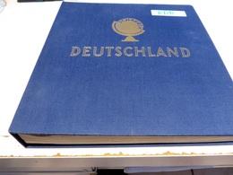 DEUTSCHLAND - D D R  1964 Bis 1973   Posten    O /  * /  ** /  MARKEN  Auf  SCHAUBEK - VORDRUCK Im BINDER Mit SCHUBER - Timbres