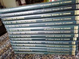 Les Grandes époques De L'homme - Encyclopedieën