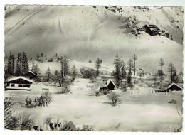 ESTENC /ESTENG - Relais De La Cayolle - Val D'Entraune - Circulée 1957 - Autres Communes