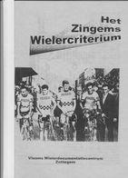 Het Zingems Wielercriterium - Cycling