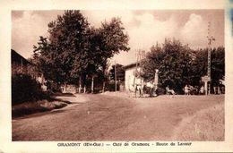 [31] Haute Garonne > GRAMONT / CAFE DE GRAMONT ROUTE DE //////  6 - Altri Comuni