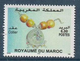 MAROC - N°1238 ** (1999) Collier - Maroc (1956-...)