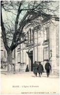 33 BLAYE - L'église St-Romain - Blaye