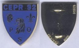 Insigne Du Centre D'Entrainement Et De Prefectionnement Des Réserves N° 92 ( Haut De Seine ) - Armée De Terre