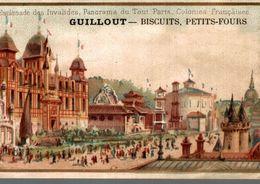 CHROMO  BISCUITS GUILLOUT - Süsswaren