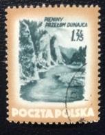 Polska - Poland - Polen - P1/9 - (°)used - 1953 - Kuuroorden - Michel Nr. 829 - Hydrotherapy