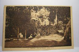 CAHORS   -  Parc De L'Evéché  , Jardin Public - Cahors