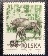Polska - Poland - Polen - P1/9 - (°)used - 1953 - Beschermde Dieren - Michel Nr. 887A - Animalez De Caza