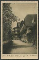 ÖSTERREICH / Ansichtskarte Heilanstalt Lassnitzhöhe Hauptfront, Gelaufen Von Lassnitzhöhe Nach Baden Bei Wien - Lassnitzhöne