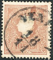 Stamps Austria LOMBARDY-VENETIA 1858 10s Used Lot26 - Gebraucht