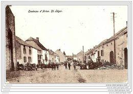 SAINT - LEGER ..-- 1910 Vers SPA ( Mr Jean SCHMITZ )  . Voir Verso . Voir Texte !! - Saint-Léger