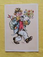 Clown Goose - Circus