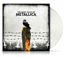 Metalica - X2 33t Vinyles Blanc - The Many Faces Of Metalica - Hard Rock & Metal