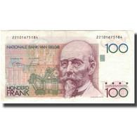 Billet, Belgique, 100 Francs, KM:140a, TTB - 100 Francos