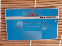 Landis & Gyr Bonaire 305 A 05736  Used  Rare - Antilles (Neérlandaises)