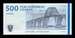 Dinamarca Denmark 500 Kroner 2016 Pick 68f(2) SC UNC - Denmark