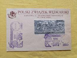 Cover Stamps Warszawa - 1944-.... Republic