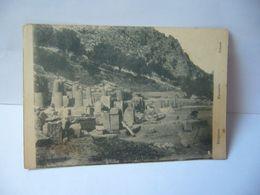 DELPHES GRECE MARMARIA  SubdivisionPhocide, Grèce-Centrale CPA A PAILLIS & CIE ATHENA - Grecia
