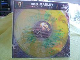 Bob Marley 33t Vinyle Jaune Et Vert - One World - Neuf & Scellé - Reggae