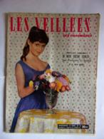 Brigitte BARDOT Les Veillées Des Chaumières N° 19 Janvier 1955 - Cinema