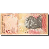 Billet, Venezuela, 5 Bolivares, 2011, 2011-02-03, NEUF - Venezuela