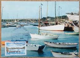 CM 1969 - YT N°1585 - LA TRINITE SUR MER - Maximum Cards