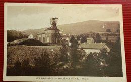 30 Les Brousses Par Molieres Sur Cèze  (Gard) Mines état - Autres Communes