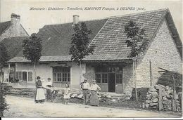 DESNES Menuiserie.Ebénisterie.Tonnellerie SIMONOT François - Frankreich