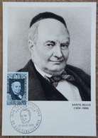 CM 1969 - YT N°1592 - SAINTE BEUVE - BOULOGNE SUR MER - Maximum Cards
