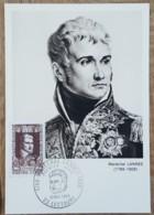 CM 1969 - YT N°1593 - MARECHAL LANNES - LECTOURE - Maximum Cards