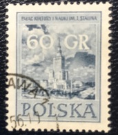Polska - Poland - Polen - P1/9 - (°)used - 1955 - Paleis De Cultuur - Michel Nr. 931#933 - 1944-.... Republic