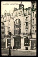 75 - PARIS 6EME - BANQUE SOCIETE GENERALE, 6 RUE DE SEVRES - Distrito: 06