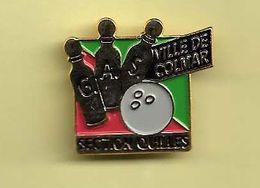 GAS VILLE DE COLMAR - Badges