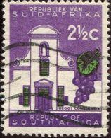 Pays :  12,2 (Afr. Sud : République)  Yvert Et Tellier :  252 A (o) - South Africa (1961-...)