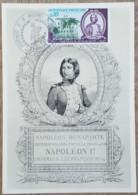 CM 1969 - YT N°1610 - NAPOLEON BONAPARTE - AJACCIO - Maximum Cards