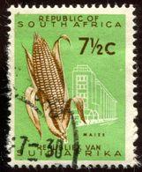 Pays :  12,2 (Afr. Sud : République)  Yvert Et Tellier :  255 (o) - South Africa (1961-...)