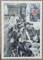 CM 1969 - YT N°1617 - BAYARD - PONTCHARRA - Maximum Cards