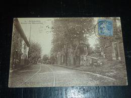 AUBAGNE - ROUTE DE MARSEILLE - 13 BOUCHES DU RHONE (CN) - Aubagne