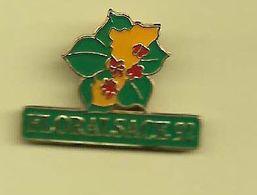 FLORALSACE 92 - Badges