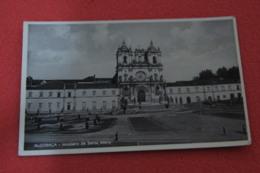 Portugal Alcobaca Mosteiro Santa Maria NV - Portugal