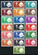 Martinica (Francesa) Nº 199/217 Nuevo** - Martinique (1886-1947)