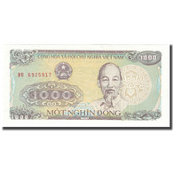 Billet, Viet Nam, 1000 D<ox>ng, 1988, KM:106b, NEUF - Vietnam