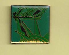 TRACE VILLE DE COLMAR - Badges