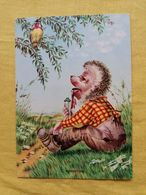 Hedgehog Pipe - Fairy Tales, Popular Stories & Legends