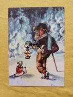 Hedgehog Pipe Ladybug - Fairy Tales, Popular Stories & Legends