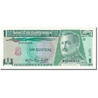 Billet, Guatemala, 1 Quetzal, 1990, 1990-01-03, KM:73a, NEUF - Guatemala