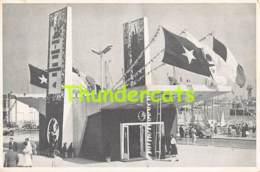 CPA OOSTENDE OSTENDE EXPO 58 EXPOSITION LE PAVILLON - Oostende